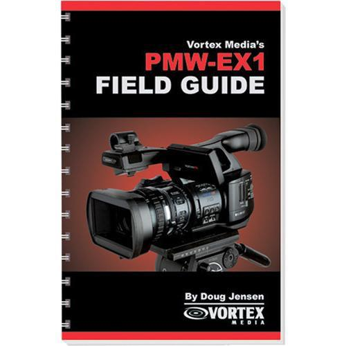 Vortex Media Book/DVD: EX1 Field Guide & Training DVD BLDEX1