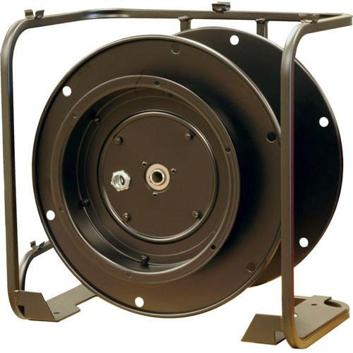 Whirlwind WD7 - Stackable Cable Reel w/ Connector Panel WD7