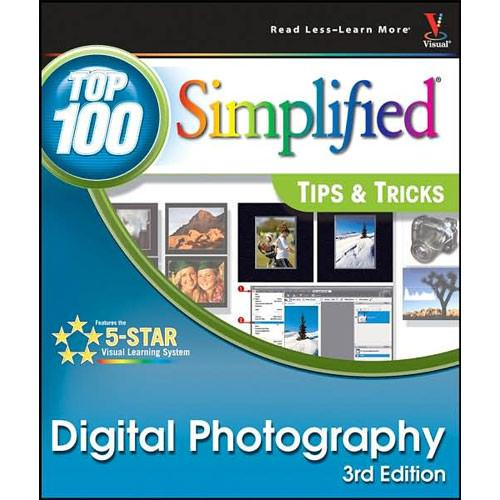 Wiley Publications Book: Digital Photography 9780470147665