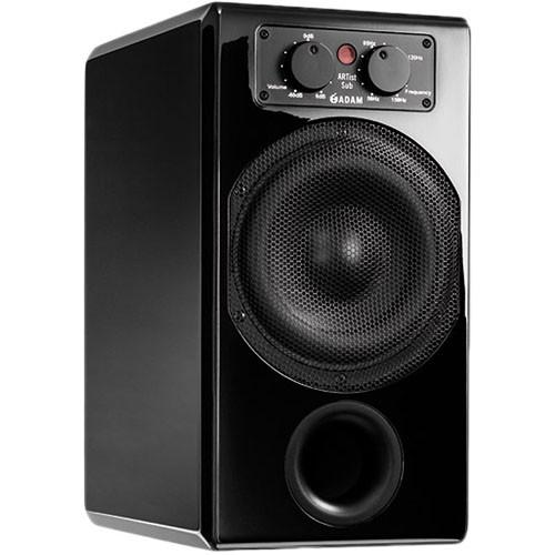 Adam Professional Audio ARTist Sub 210W ARTIST SUBWOOFER BLACK