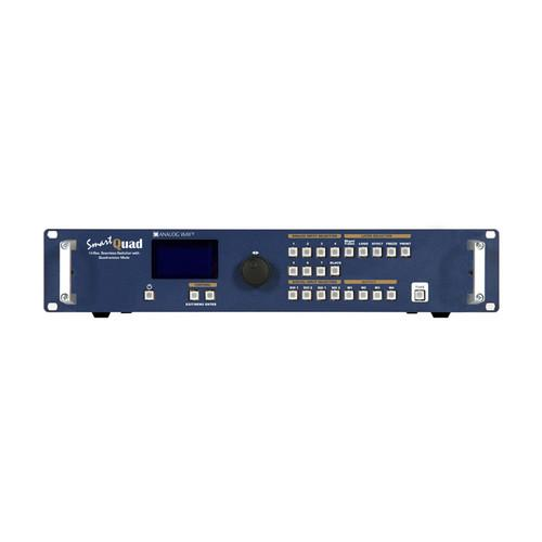 Analog Way Smart Quad Hi-Resolution Seamless Switcher SQD200