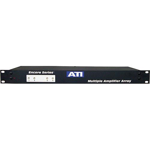 ATI Audio Inc MMA400-1 - 4-Channel Microphone to Line MMA400-1