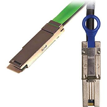 ATTO Technology External SAS SFF 8436 to SFF 8088 CBL-QSFP-EP1