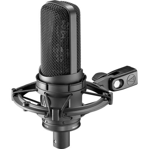 Audio-Technica AT4050 Multi-Pattern Condenser Microphone AT4050