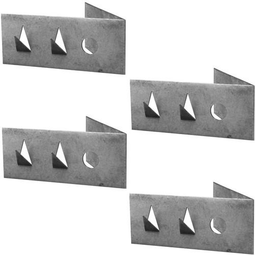 Auralex 45 Degree Impaling Clips for Control CTR IMPALING CLIP4