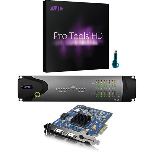 Avid Pro Tools HD Native with HD I/O 8x8x8 9935-65018-00