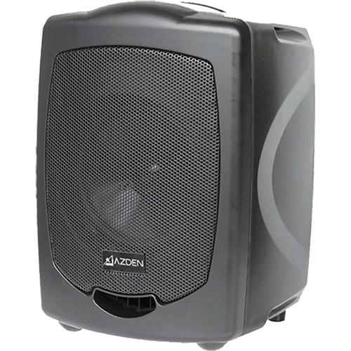 Azden APS 30U Powered Speaker and Dual Channel UHF APS 30U