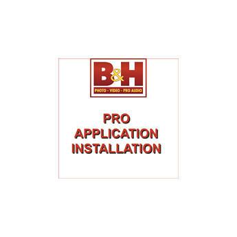 Pro Application Installation