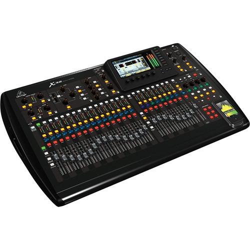 Behringer X32 40-Channel, 25-Bus Digital Mixing Console X32