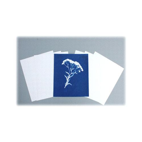 Blue Sunprints Cyanotype Paper - 8 x 10