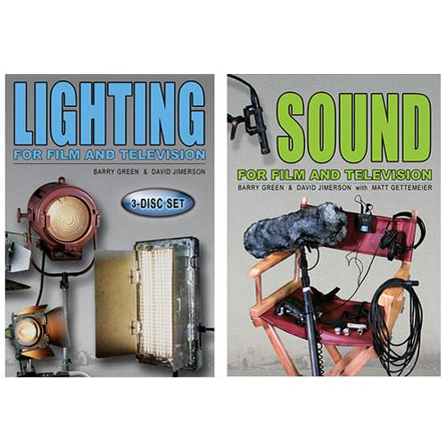 Books  Lighting / Sound DVD Bundle LSFT1