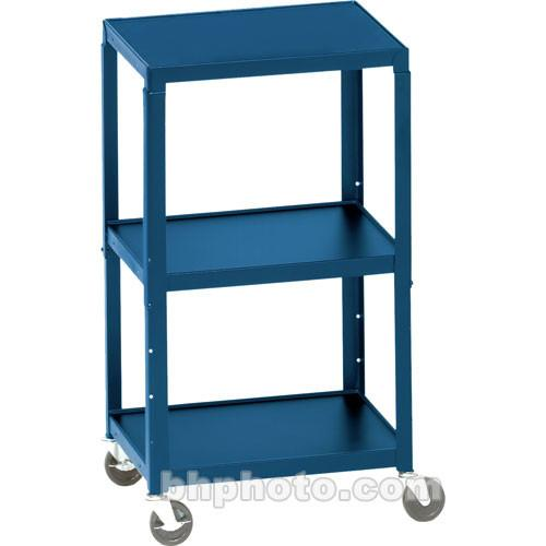 Bretford Adjustable AV Cart with 3 Shelves and A2642E-TZ