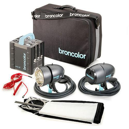 Broncolor  Senso Kit 22 (2 Head Kit) B-31.053.07