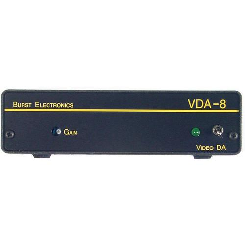 Burst Electronics 8-Output Differential Amplifier VDA-8