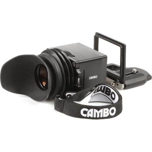Cambo CS-32 HDSLR Viewing Loupe 3 Set (7D Series) 99211132