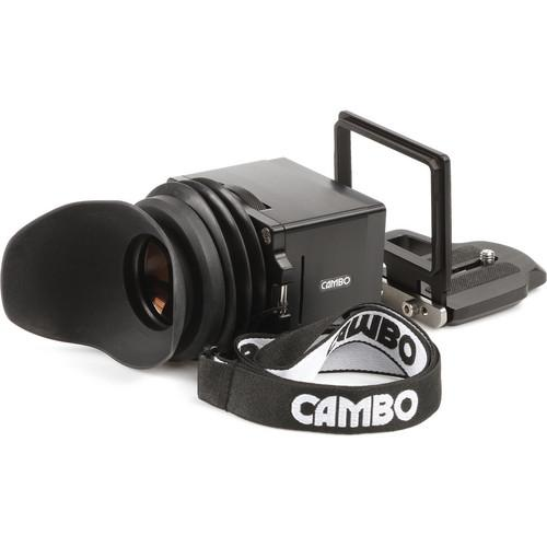 Cambo CS-33 HDSLR Viewing Loupe 3 Set (5D Series) 99211133