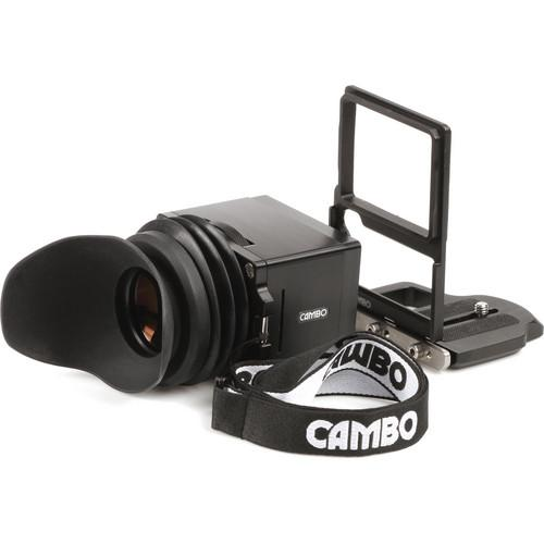 Cambo CS-34 HDSLR Viewing Loupe 3 Set (1D Series) 99211134