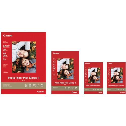Canon Photo Paper Plus Glossy II Value Pack 2311B047