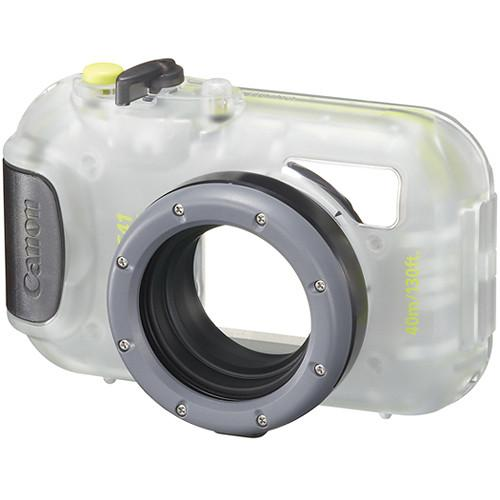 Canon WP-DC41 Waterproof Case for PowerShot ELPH 300 HS 5187B001