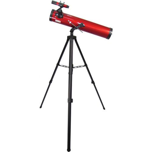 Carson RedPlanet 35-88 x 76mm Newtonian Reflector RP-100