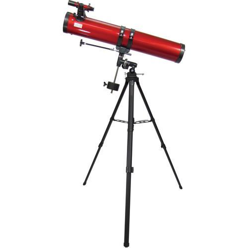 Carson RedPlanet 45-100 x 114mm Newtonian Reflector RP-300