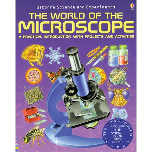 Celestron Book: The World of the Microscope 44402