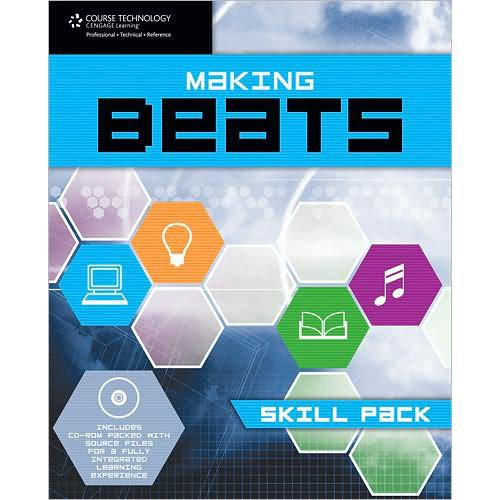 Cengage Course Tech. Book: Making Beats: Skill 9781598638806