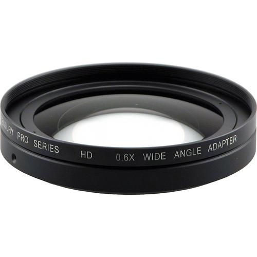 Century Precision Optics 0.6x Wide Angle Adapter 0HD-06WA-XF