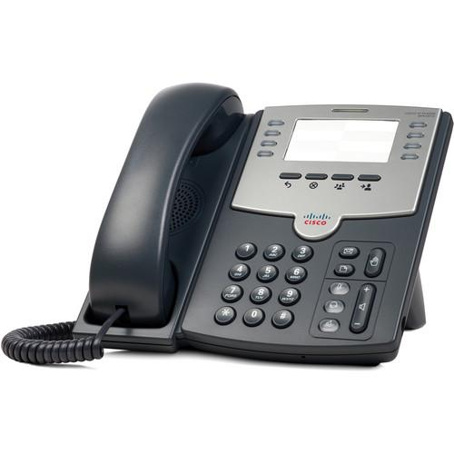 Cisco  Basic 8-Line IP Phone with PoE SPA501G