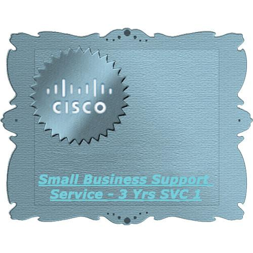 Cisco CON-SBS-SVC1 3-Year Small Business Support CON-SBS-SVC1