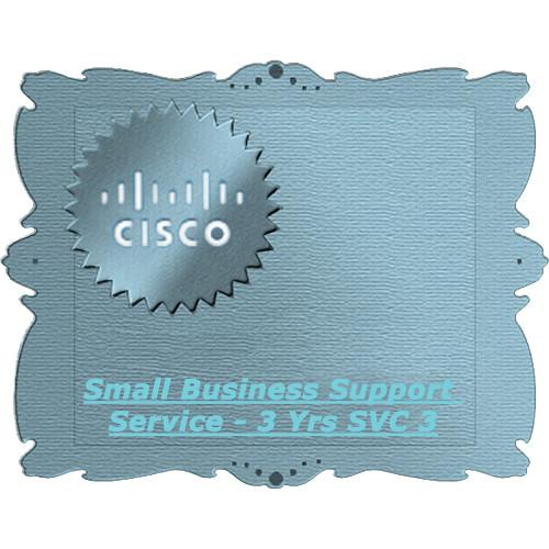 Cisco CON-SBS-SVC3 3-Year Small Business Support CON-SBS-SVC3