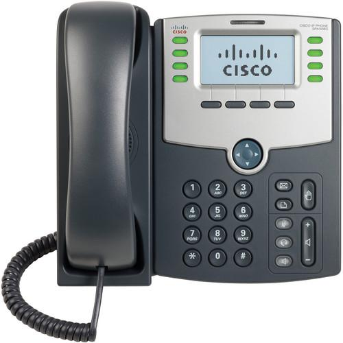 Cisco SPA508G 8-Line IP Phone with 2-Port Switch PoE and SPA508G