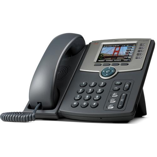 Cisco SPA525G2 5-Line IP Phone with Color Display SPA525G2