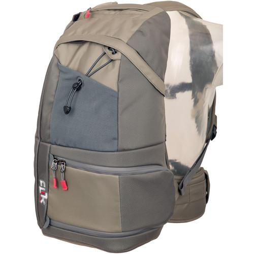 Clik Elite  ProBody Sport Backpack (Gray) CE708GR