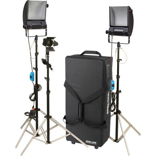 Cool-Lux Hollywood Combo Studio Interview Kit 945266