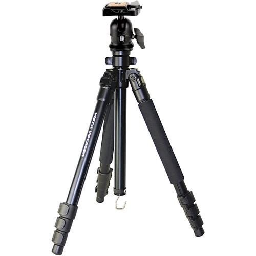 Davis & Sanford Voyager Aluminum Tripod with BHQ8 VOYAGERB11