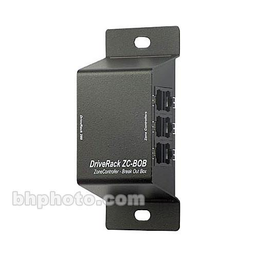 dbx ZC-BOB - Breakout Box for DriveRack and ZonePro DBXBOB
