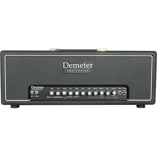 Demeter TGA-2.1-50 50W Tube Guitar Amplifier TGA-2.1 T-50
