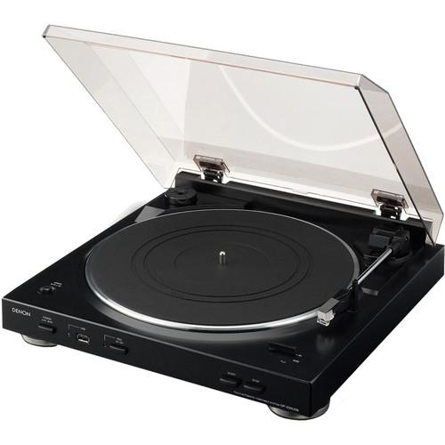 Denon DP-200USB Fully Automatic USB Turntable DP-200USB