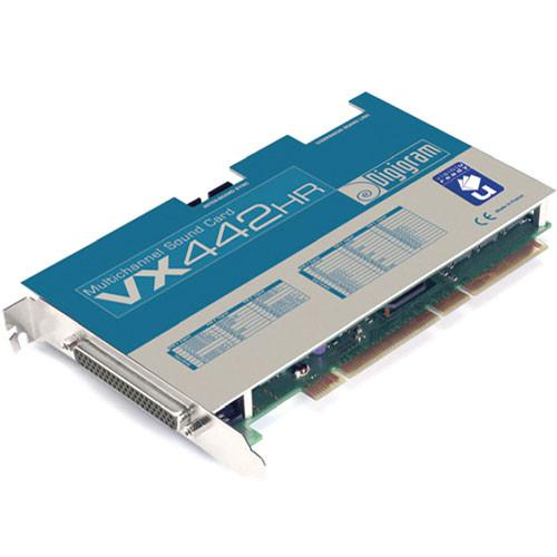 Digigram VX442HR - Multi-Channel PCI Sound Card VB1942A0201