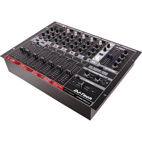 DJ-Tech DX 3000 USB Professional 7-Channel USB DJ DX 3000 USB