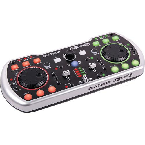 DJ-Tech Pocket DJ- DJ Software Controller POKETDJ