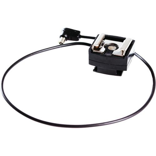 Dot Line Standard to Hot Shoe Adapter with PC Cord DL-0136