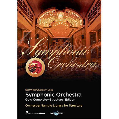 EastWest Symphony Orchestra Gold Complete - Virtual EW-179L