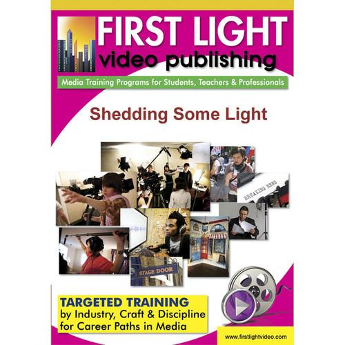 First Light Video CDROM: Shedding Some Light F645CDROM