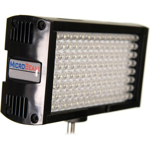 Flolight Microbeam 128 LED On Camera Video Light LED-128-PTS