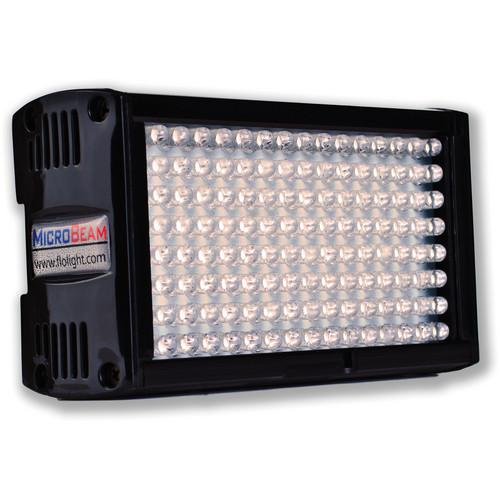 Flolight Microbeam 128 LED On Camera Video Light LED-128-SDF