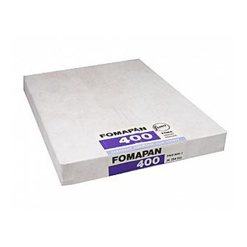 Foma Fomapan 400 Action B&W Negative Sheet Film 42045750