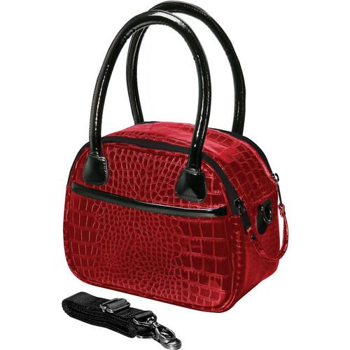 Fujifilm  Bowler Bag Case (Red) 600009106
