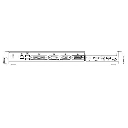 Fujitsu Port Replicator for LifeBook E700 / S700 Series